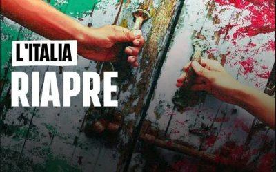 """DL """"ANTICIPO RIAPERTURE"""""""